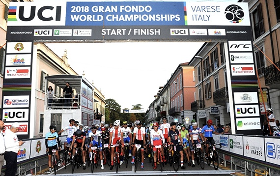 The Championships - UCI World Gran Fondo Championships are the premier Masters Championship to be held in Poznan, Poland in 2019. Program is Individual Time Trial on 29 August, Team Relay on 30 August and Road Races on 1 September    Website  - www.granfondopoznan.com   BiciSport starters - Ruth Strapp & Peter Budd