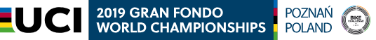 BiciSport Masters Peter Budd & Ruth Strapp contest the UCI Gran Fondo World Championships commencing 29 August in Poznan Poland