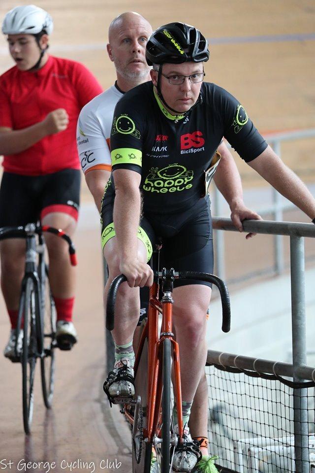 NSW Sprint GP #1 @ DGV @ 5 Sept - Davide van der Browne looking nervous due to pending Ghent 6 start money negotiations looming …