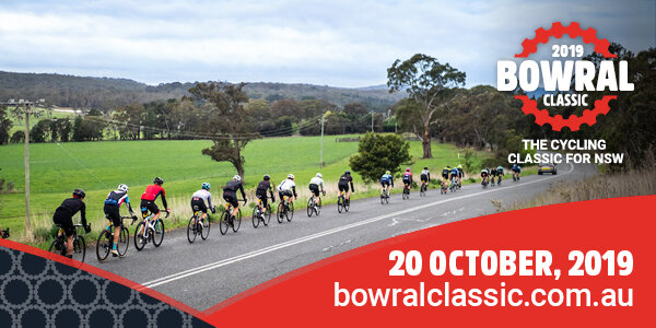 A strong BiciSport contingent heads for the Southern Highlands over 19 & 20 October
