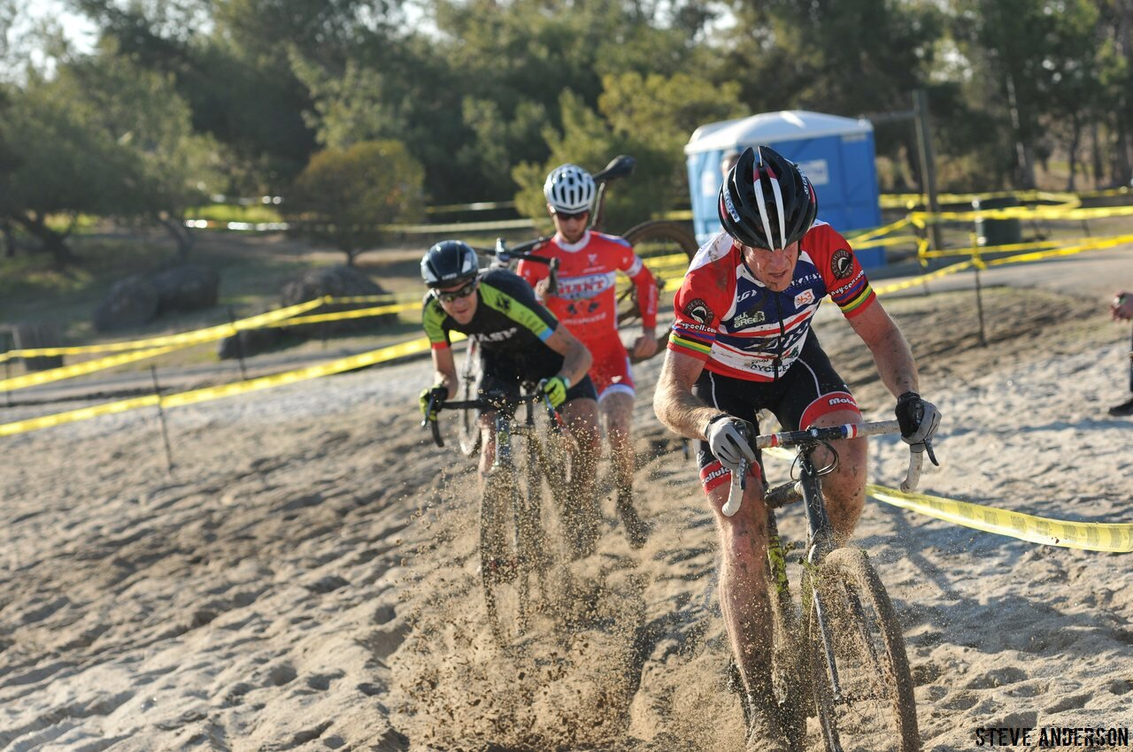 UCI World Masters Cyclo Cross Championships @ Mol, Belgium - Mike Lawson (BiciSport Master) heads off the Belgium in mid November for the World Masters Cyclo Cross Championships at the Zilvermeer Watersports Park in Mol, Belgium.