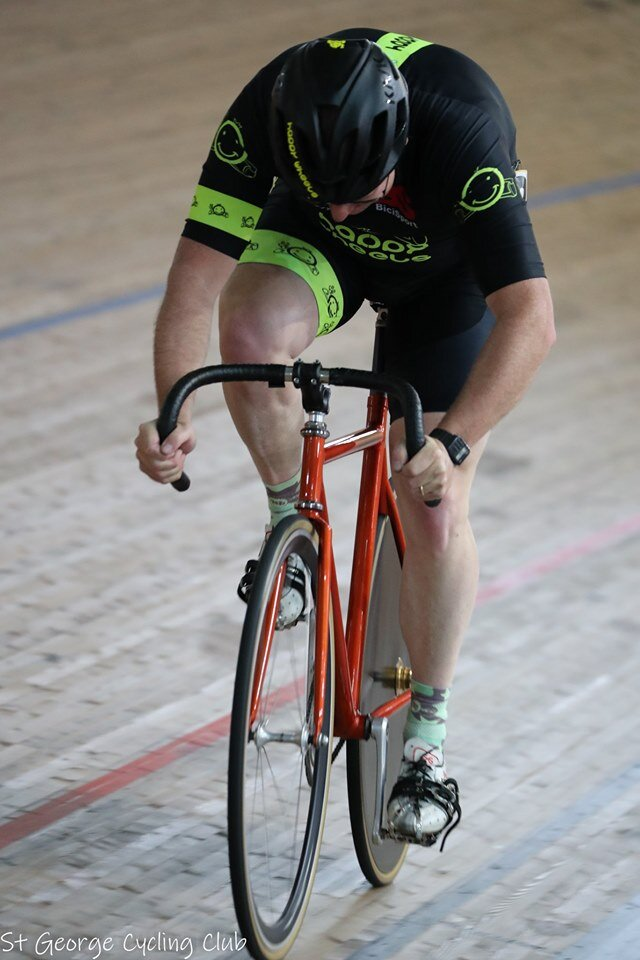 Shimano Sydney Cup on Wheels @ DGV @ 26 Oct - Davide Browne rode well at the Shimano Sydney Cup on Wheels. Whether it has earned him a lucrative contract at the Ghent 6 in Belgium remains to be seen.