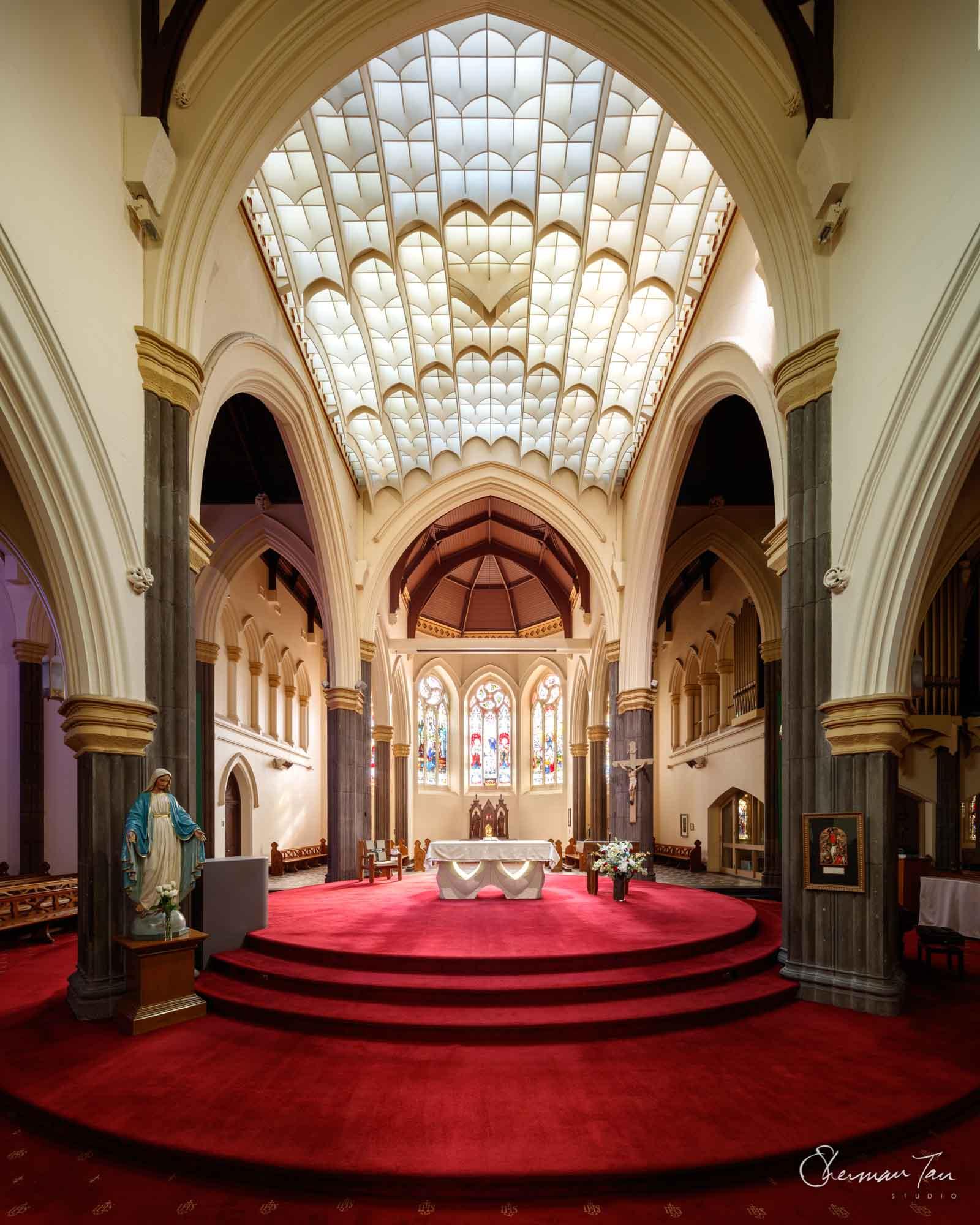 ©Sherman Tan Studio_Best Melbourne Wedding Church Venue_ICC Hawthown_187-HDR-Pano.jpg