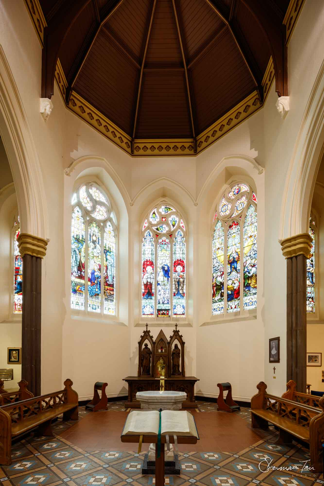 ©Sherman Tan Studio_Best Melbourne Wedding Church Venue_ICC Hawthown_222-HDR.jpg