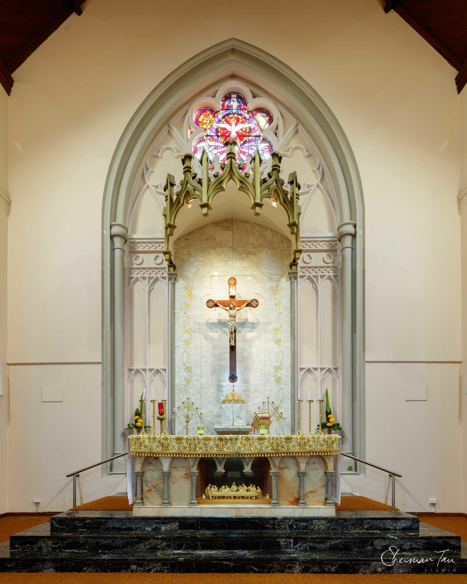 ©Sherman Tan Studio_Best Melbourne Wedding Church Venue_Holy Cross Church-191.jpg