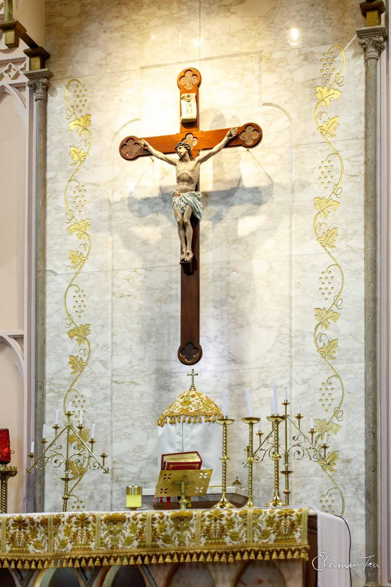 ©Sherman Tan Studio_Best Melbourne Wedding Church Venue_Holy Cross Church-226.jpg