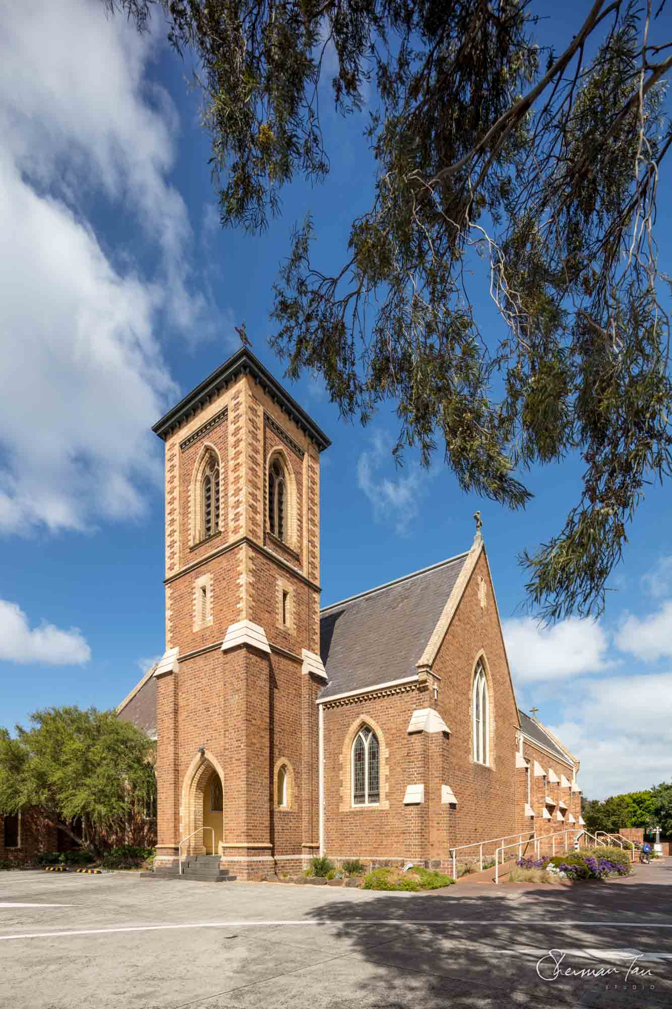 ©Sherman Tan Studio_Best Melbourne Wedding Church Venue_St Finbar-004.jpg