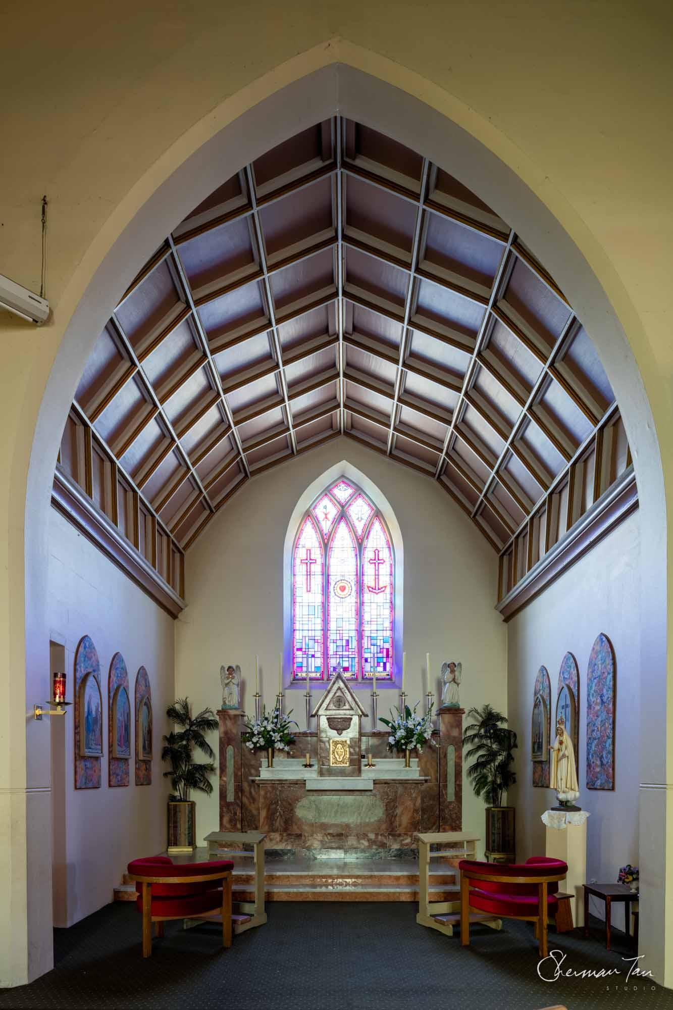 ©Sherman Tan Studio_Best Melbourne Wedding Church Venue_St Finbar-018-HDR.jpg
