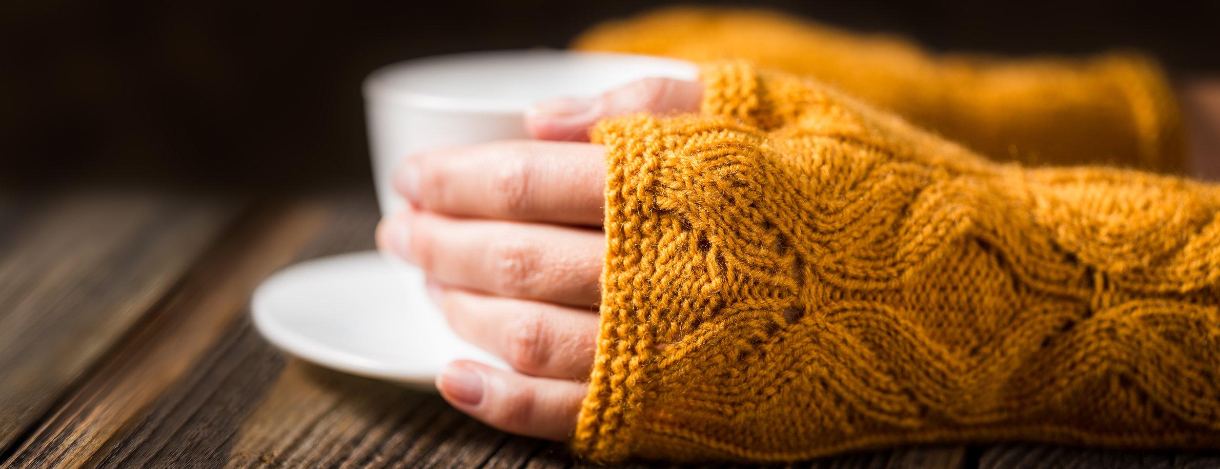 Faye Fingerless Gloves