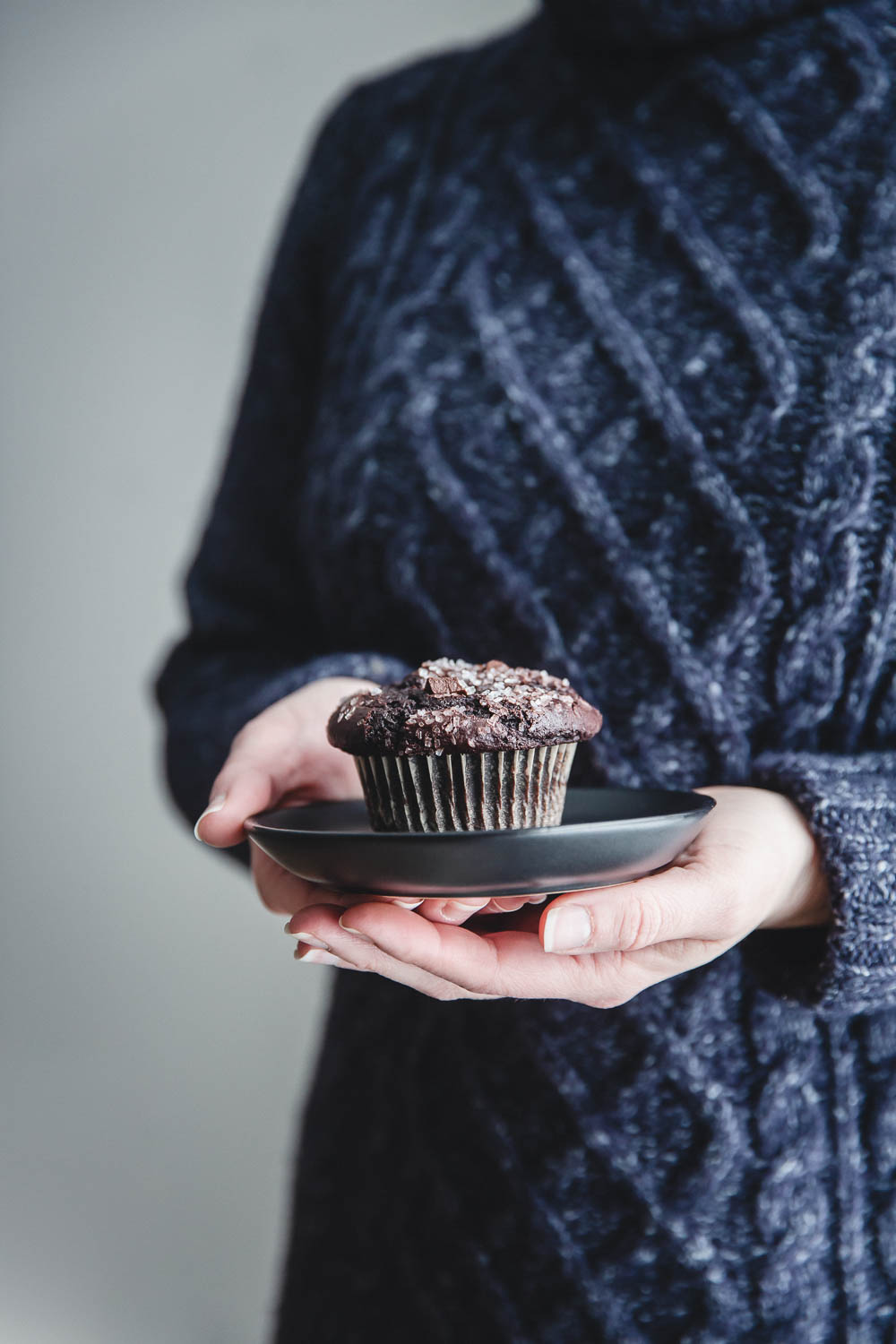 Chocolate Muffins for Cold Winter Days
