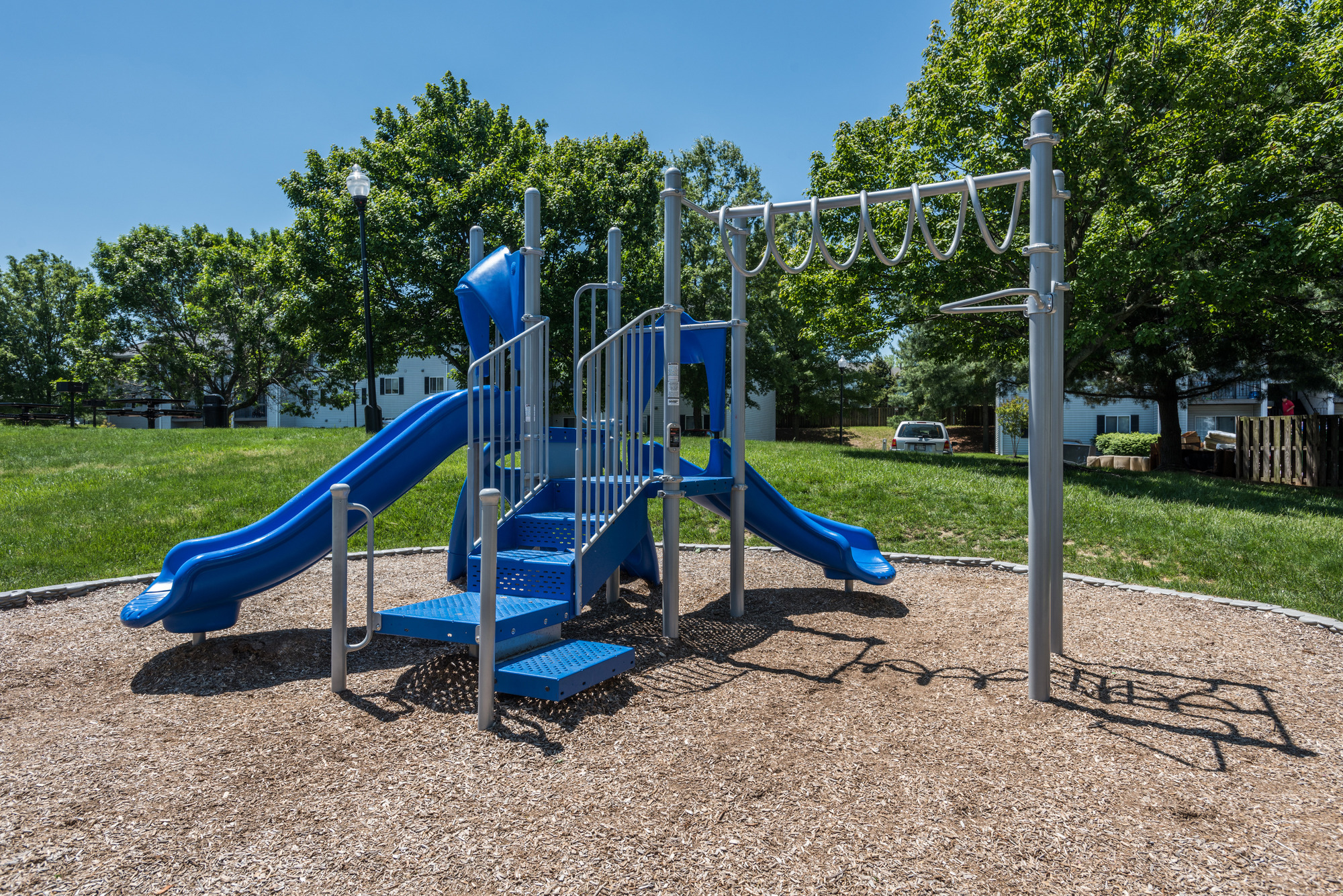 Playground at Fox Run Apartments in Edgewood, MD