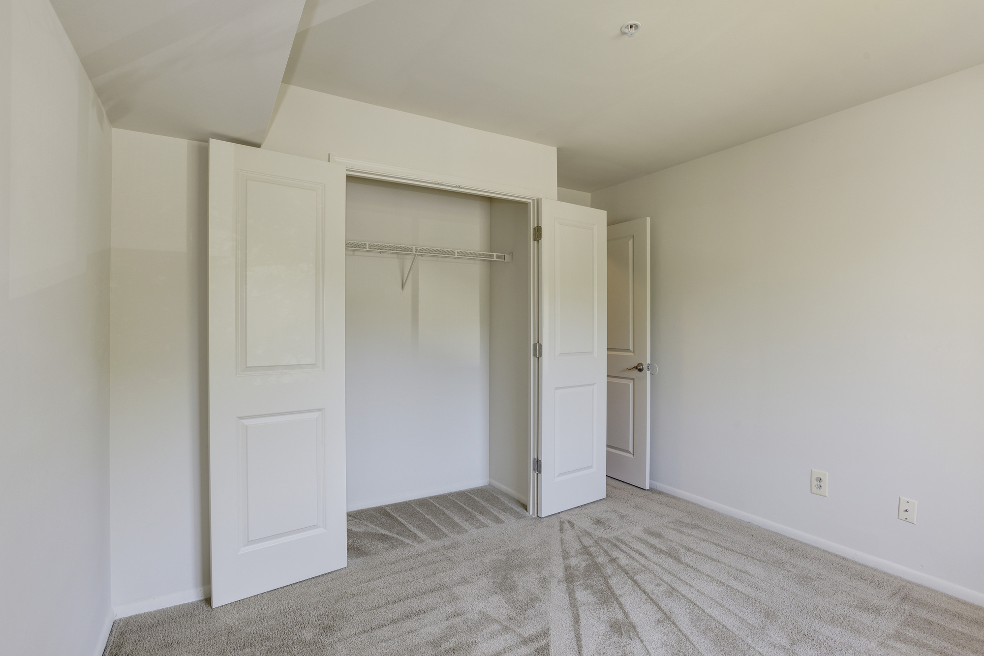 Spacious Closets at Fox Run Apartments in Edgewood, MD
