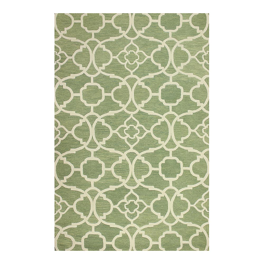 11 - Bassett Somersby Green Area Rug.JPG