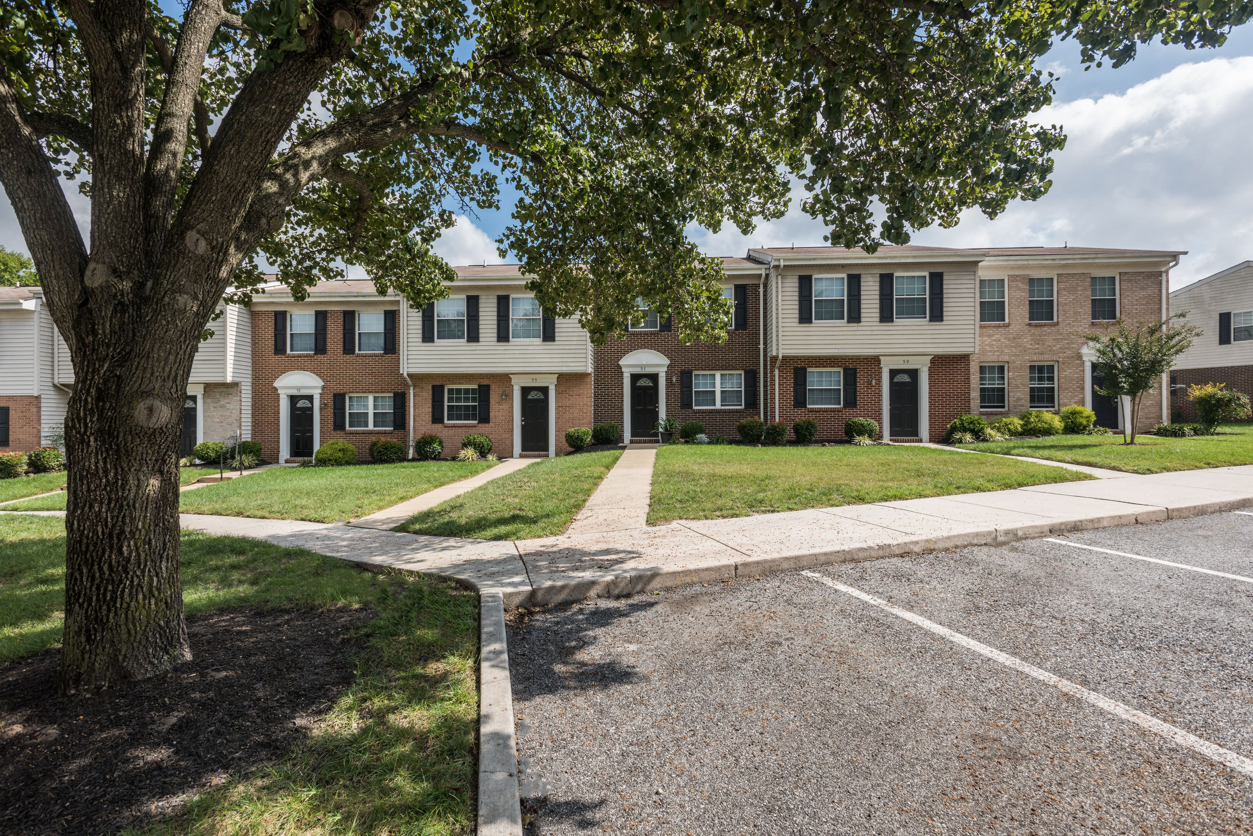 Olde Forge Rental Townhomes in Perry Hall, MD