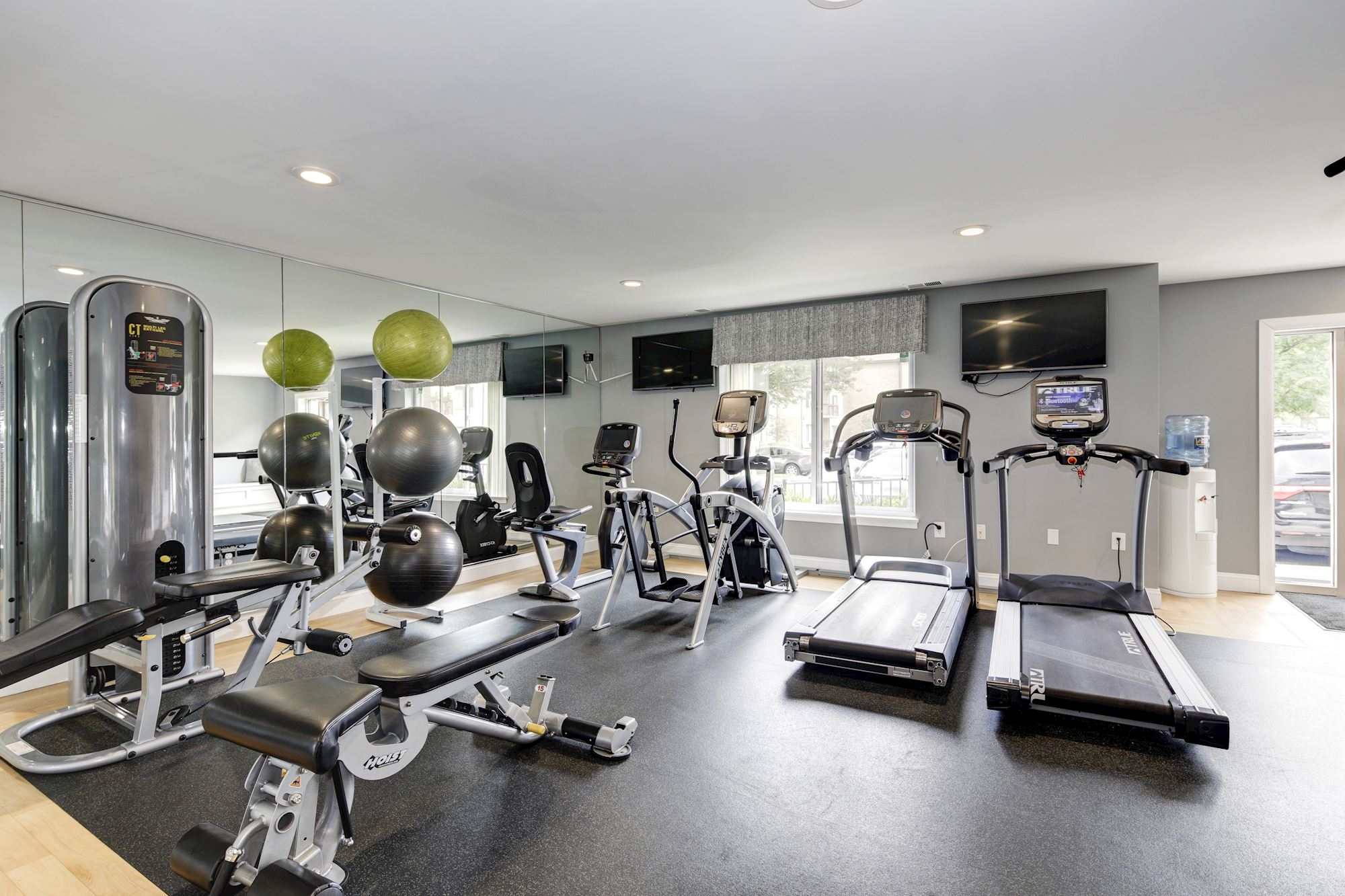 Annen Woods Apartments in Pikesville, MD - Fitness Center