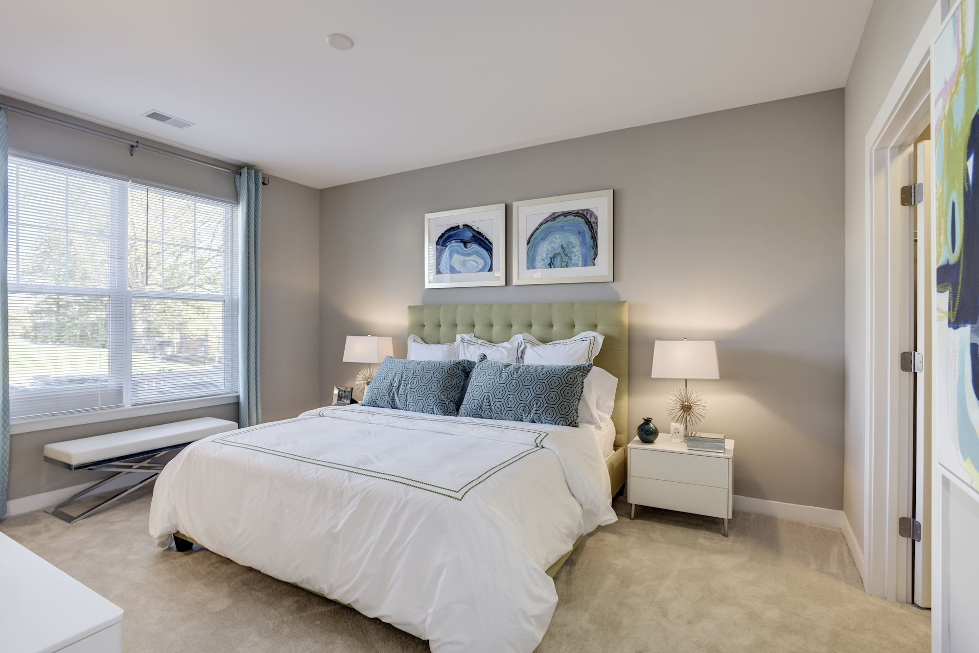 Avanti Luxury Apartments in Bel Air, MD - Master Bedroom