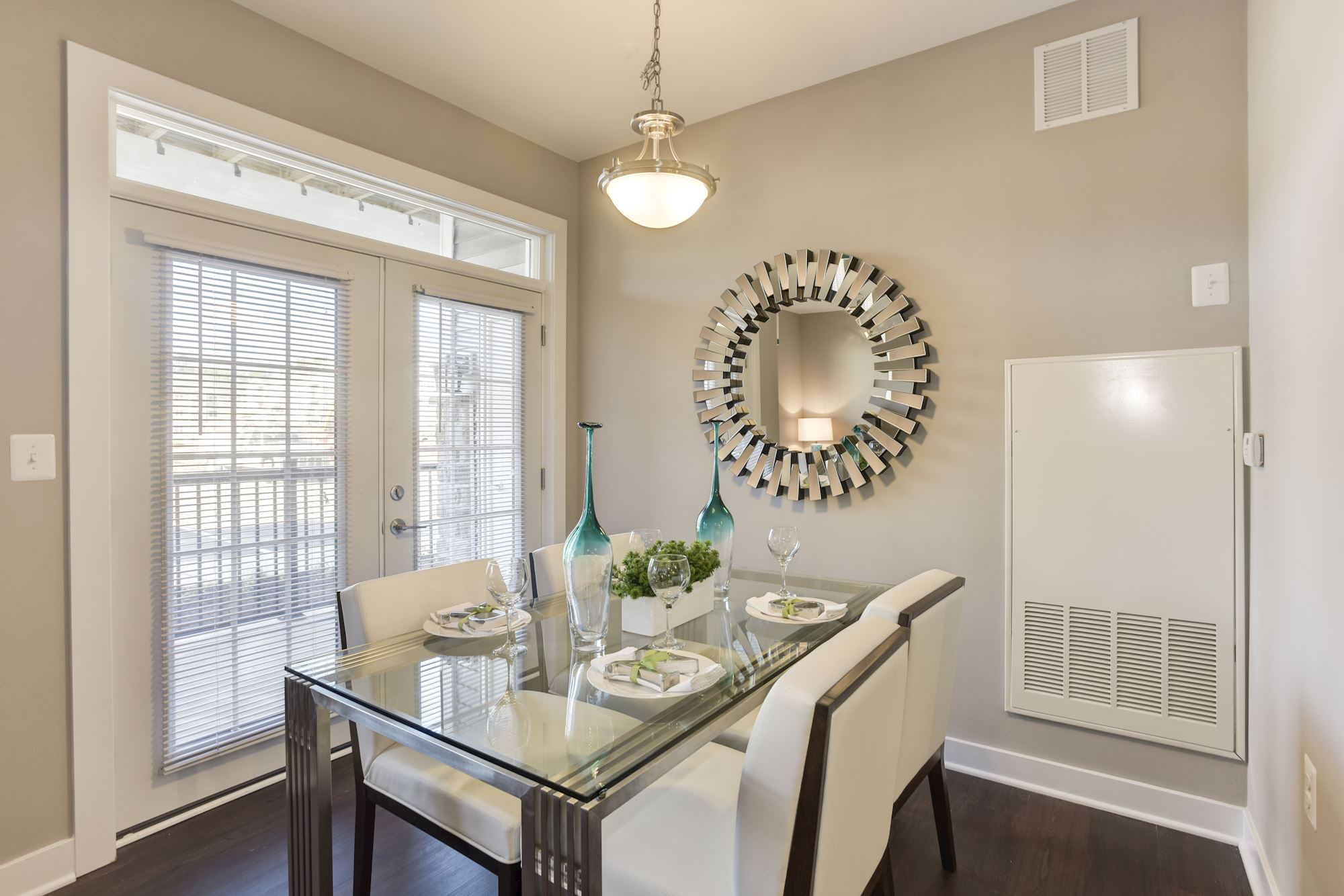 Avanti Luxury Apartments in Bel Air, MD - Dining Room