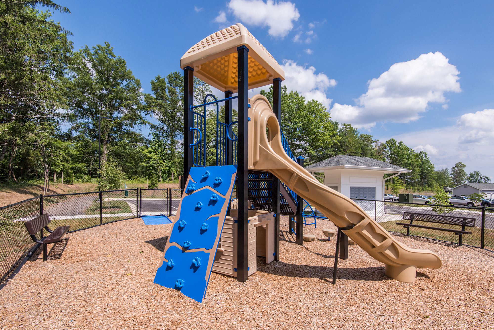 Avanti Luxury Apartments in Bel Air, MD - Playground
