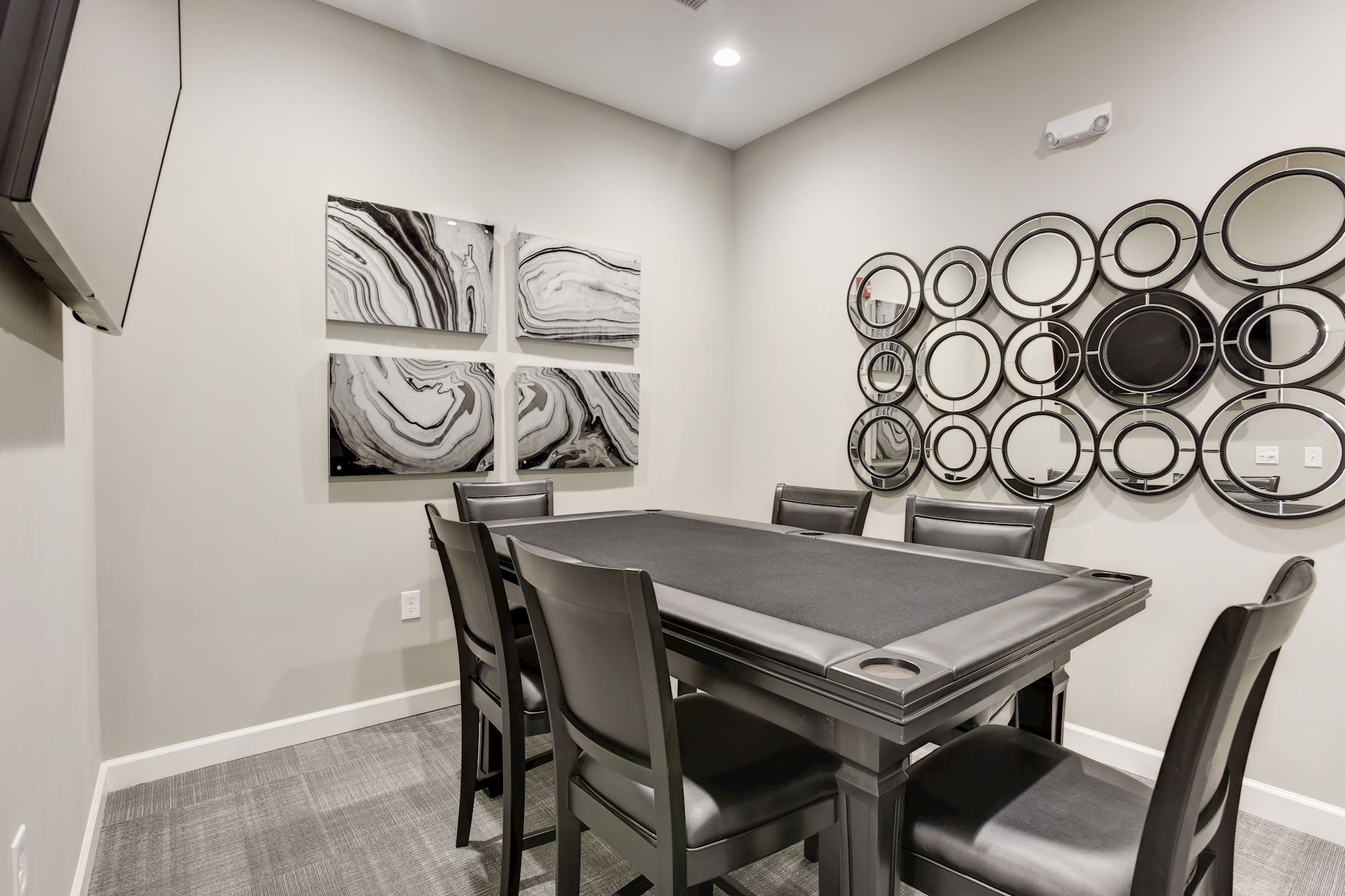Avanti Luxury Apartments in Bel Air, MD - Game Room