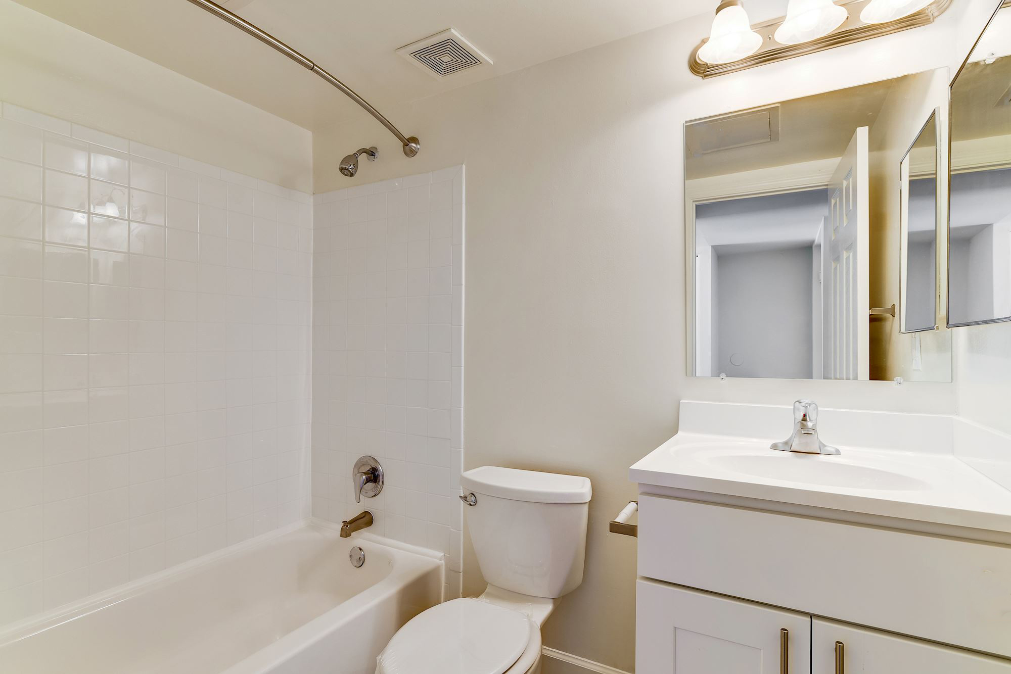 Hallfield Apartments in Perry Hall, MD - Bathroom