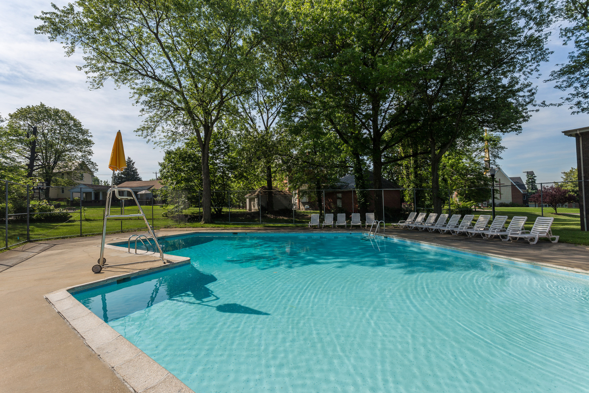 Hamilton Springs Apartments in Baltimore, MD - Swimming Pool
