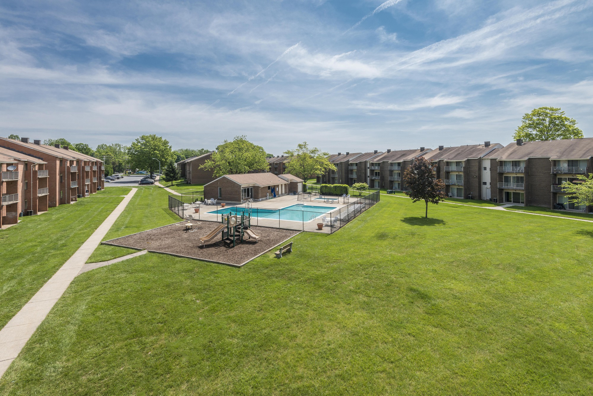 Rolling Park Apartments in Windsor Mill, MD - Apartment Community
