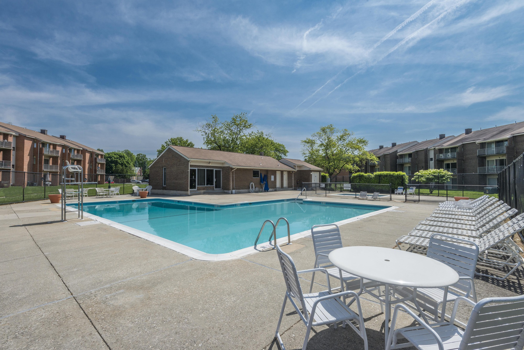 Rolling Park Apartments in Windsor Mill, MD - Swimming Pool