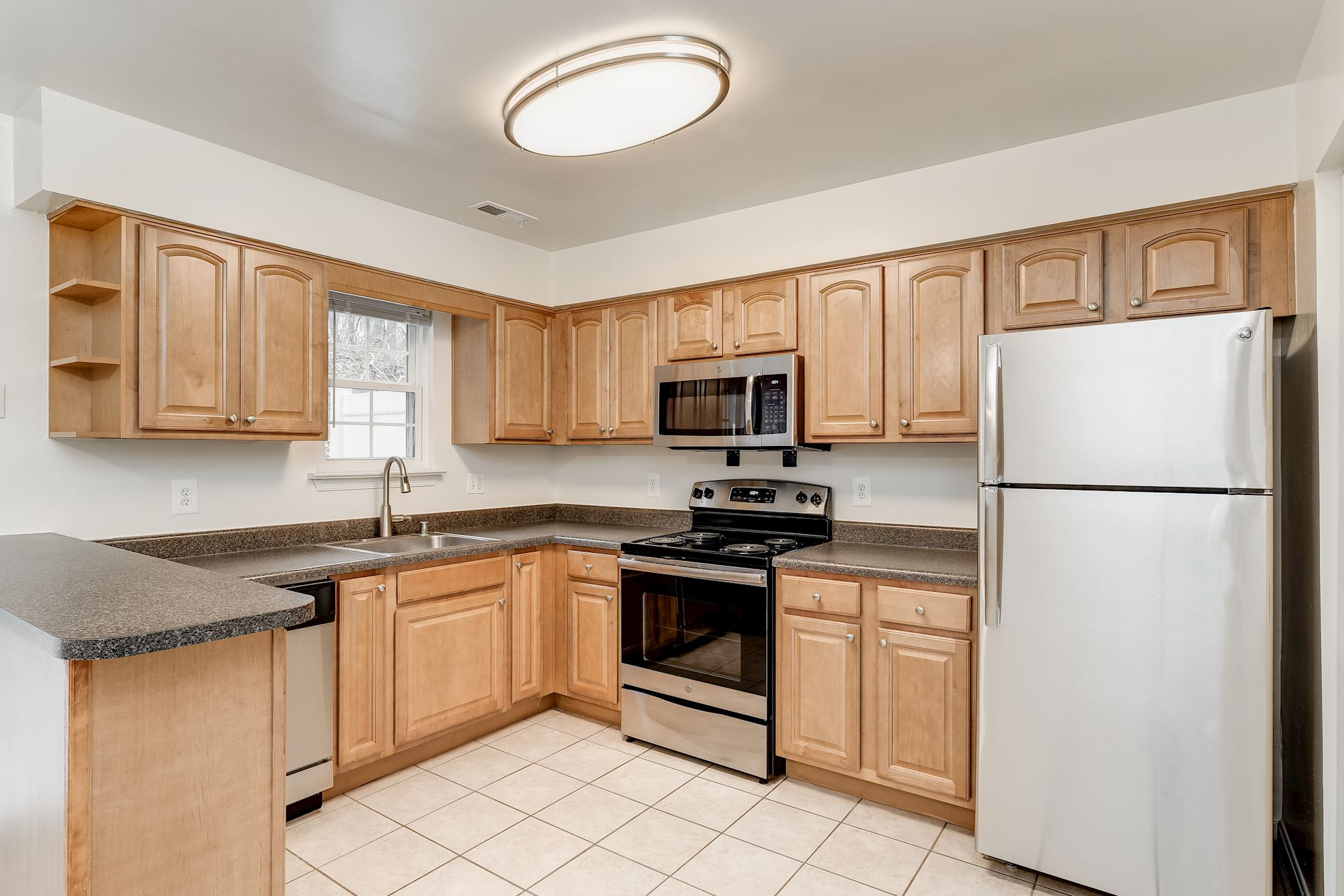 Olde Forge Townhomes in Perry Hall, MD - Renovated Kitchen
