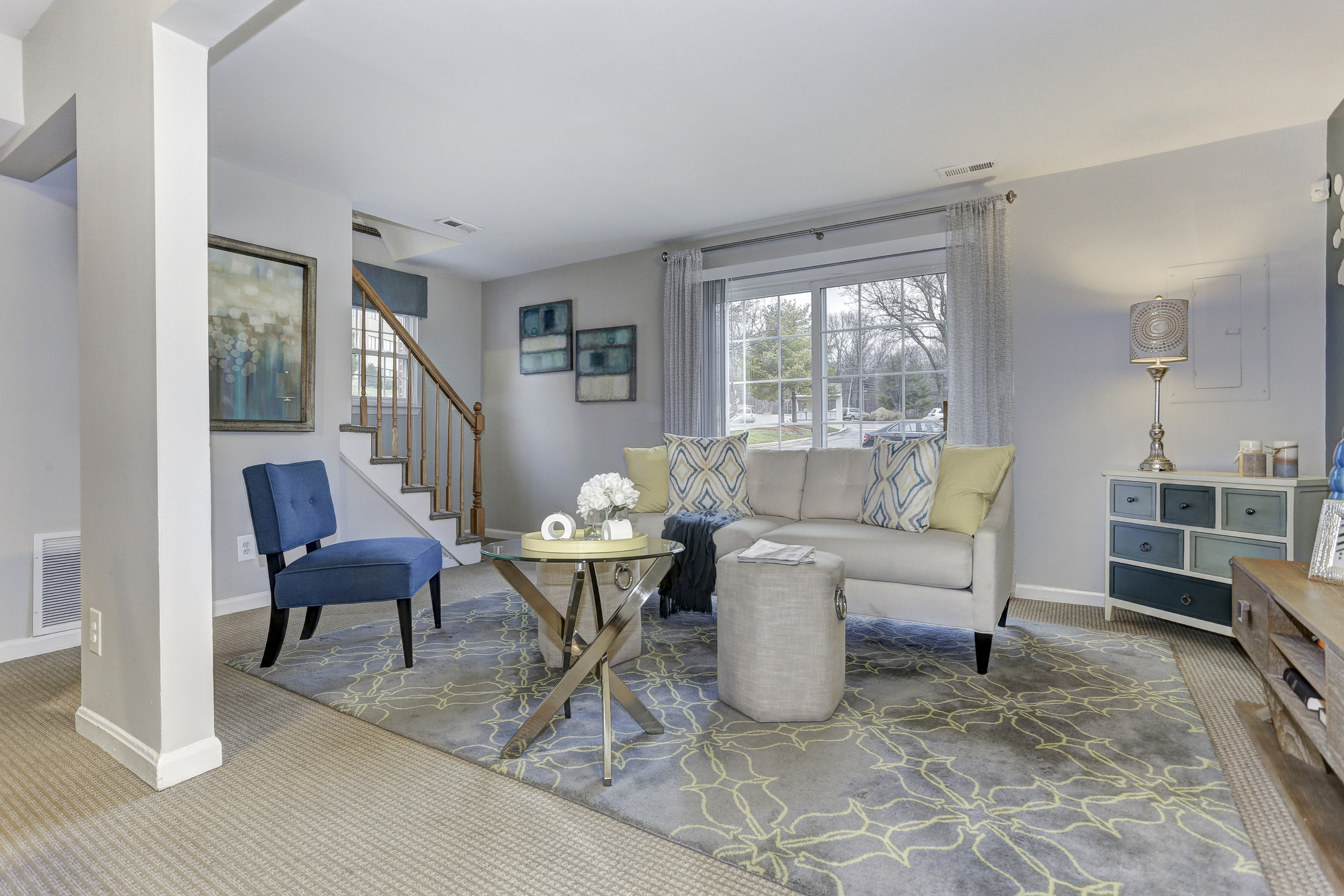 Olde Forge Townhomes in Perry Hall, MD - Living Area