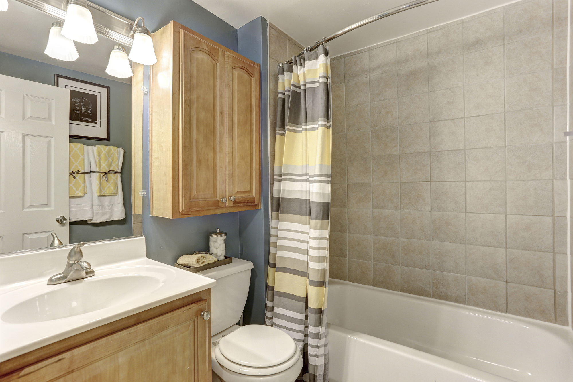 Olde Forge Townhomes in Perry Hall, MD - Bathroom