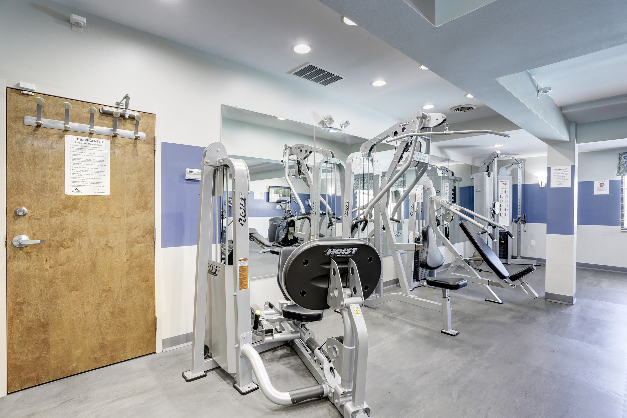 Tuscany Gardens Apartments in Windsor Mill, MD - Fitness Center
