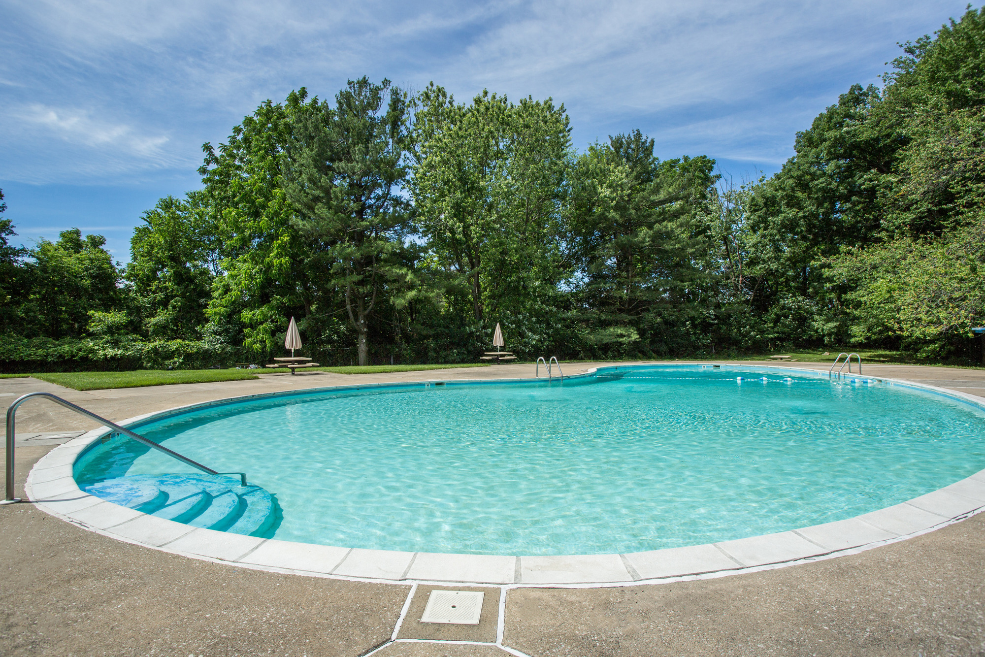 Tuscany Woods Apartments in Windsor Mill, MD - Swimming Pool