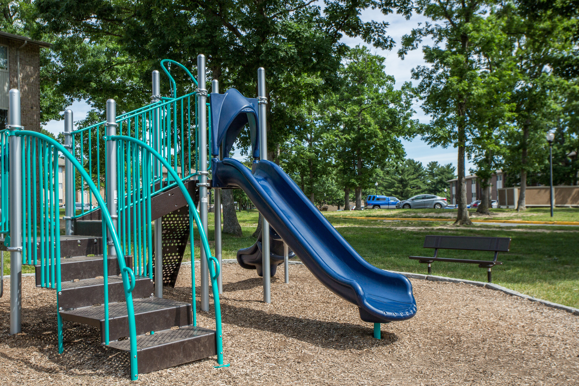 Tuscany Woods Apartments in Windsor Mill, MD - Playground