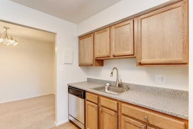 Apartments with Stainless Steel Appliances - Satyr Hill Apartments in Parkville, MD