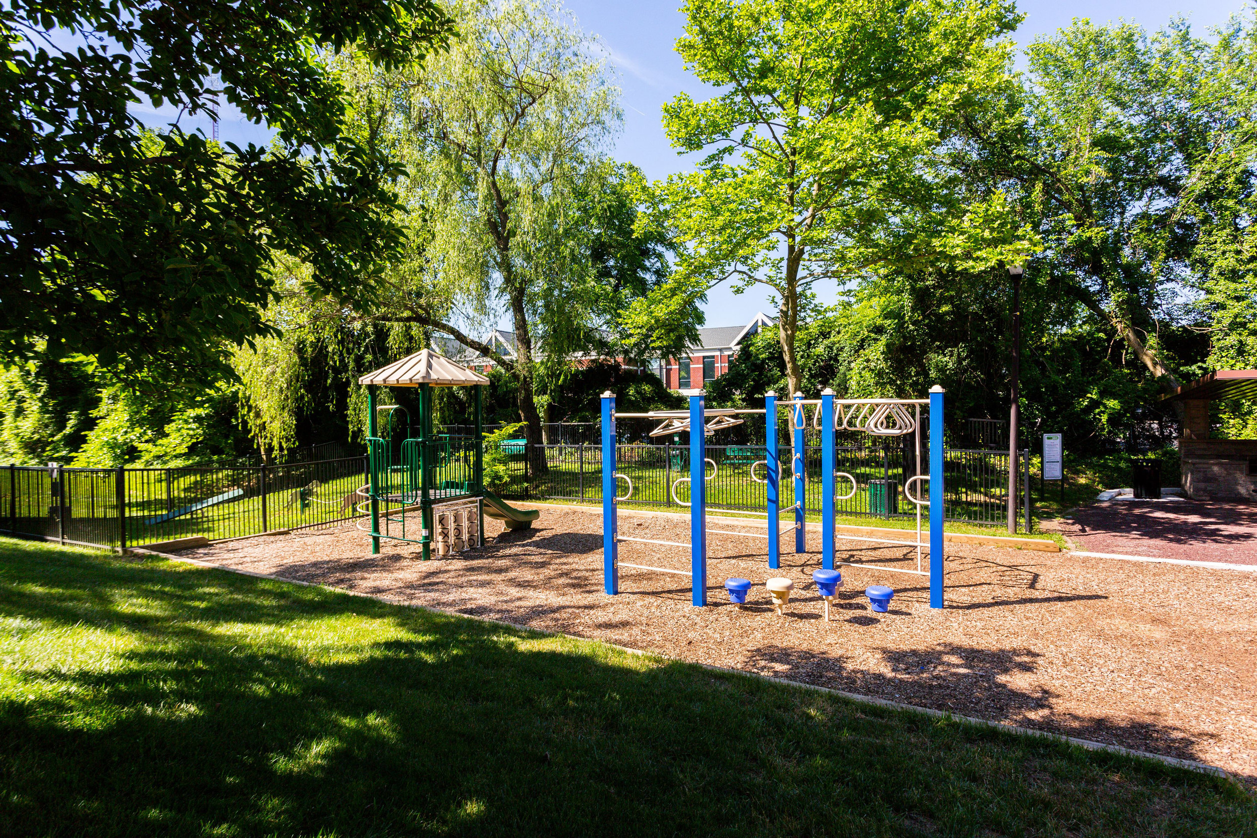 Playground at Annen Woods Apartments in Pikesville, MD