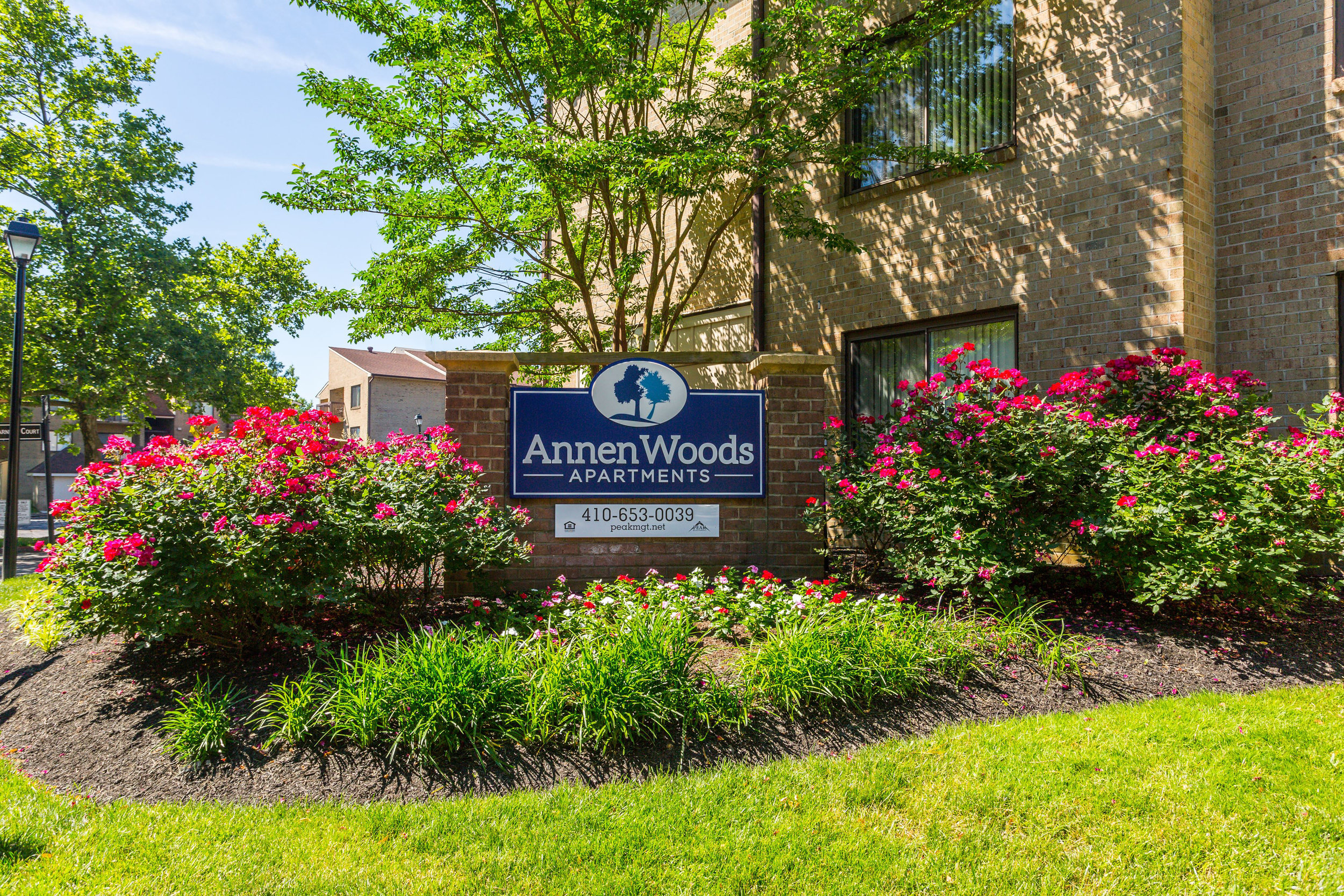 Welcome to Annen Woods Apartments in Pikesville, MD