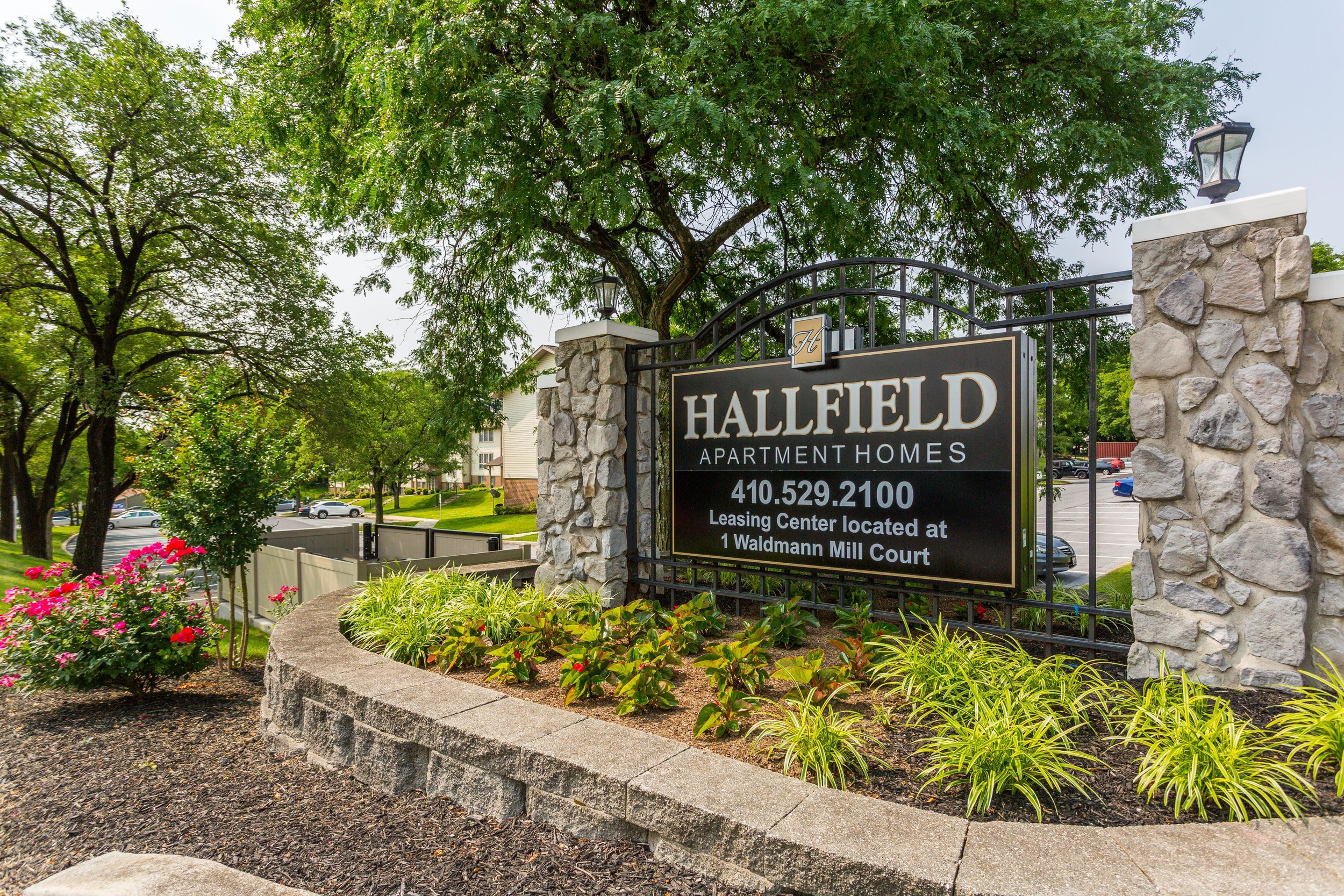 Welcome to Hallfield Apartments in Perry Hall, MD