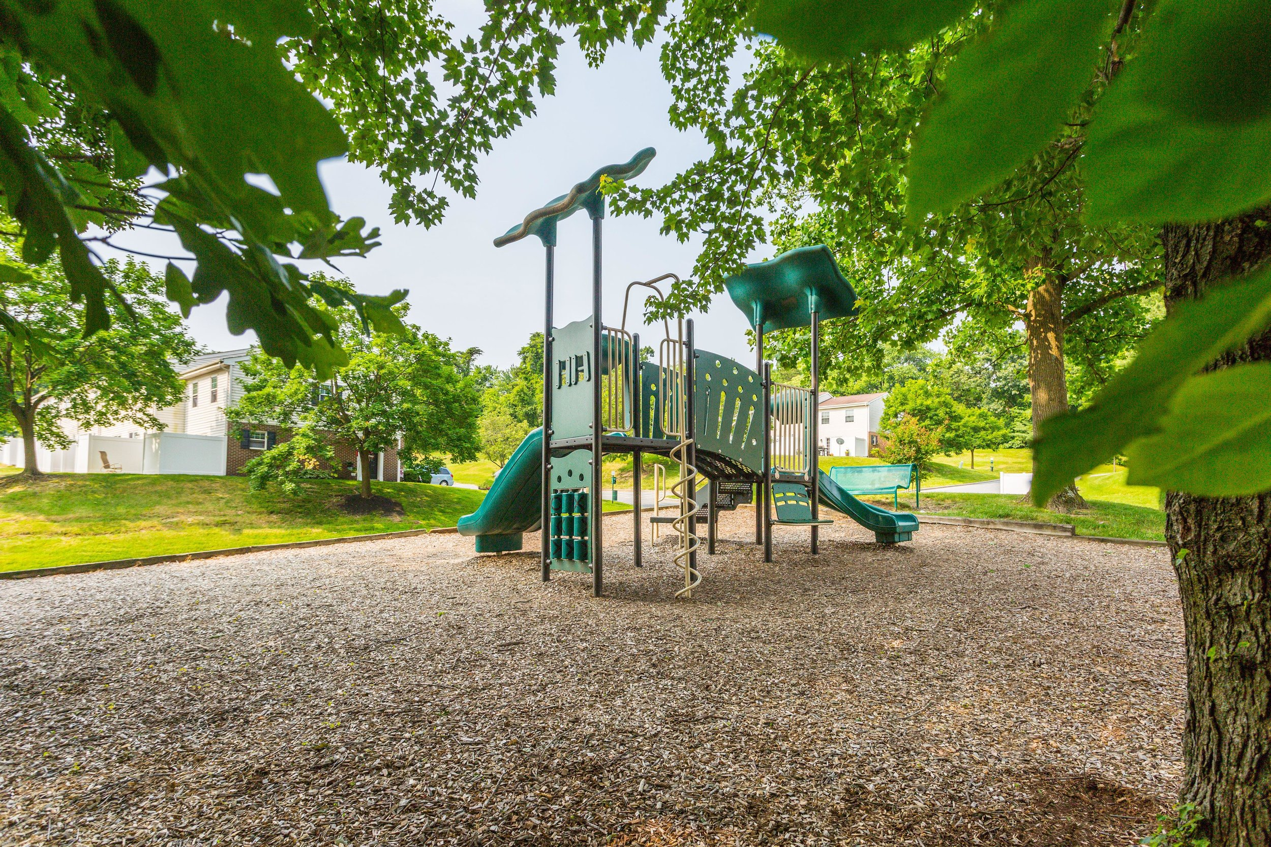 Playground at Olde Forge Rental Townhomes in Perry Hall, MD