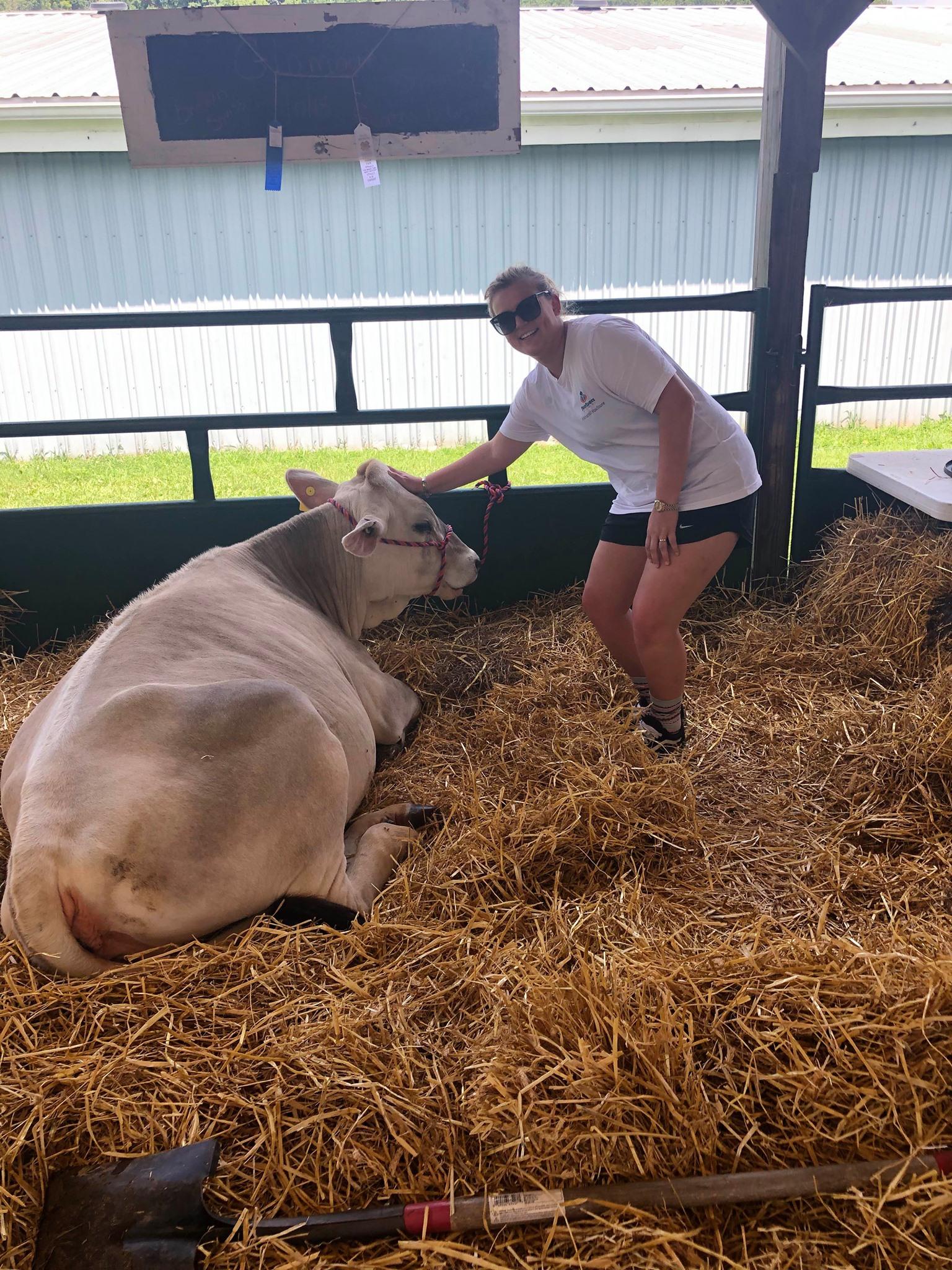 Peak Management at the Harford County Farm Fair