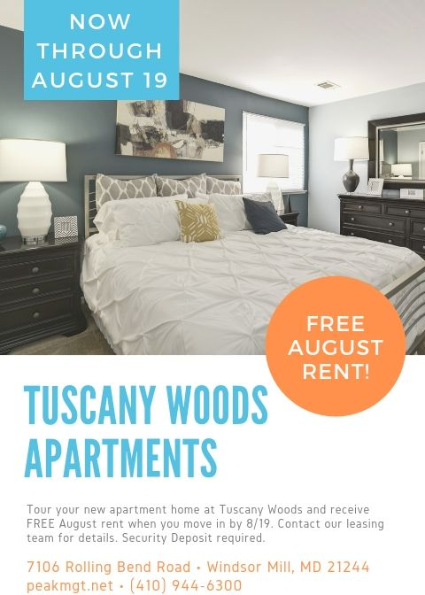 Tuscany Woods Apartments August Rent Special.jpg