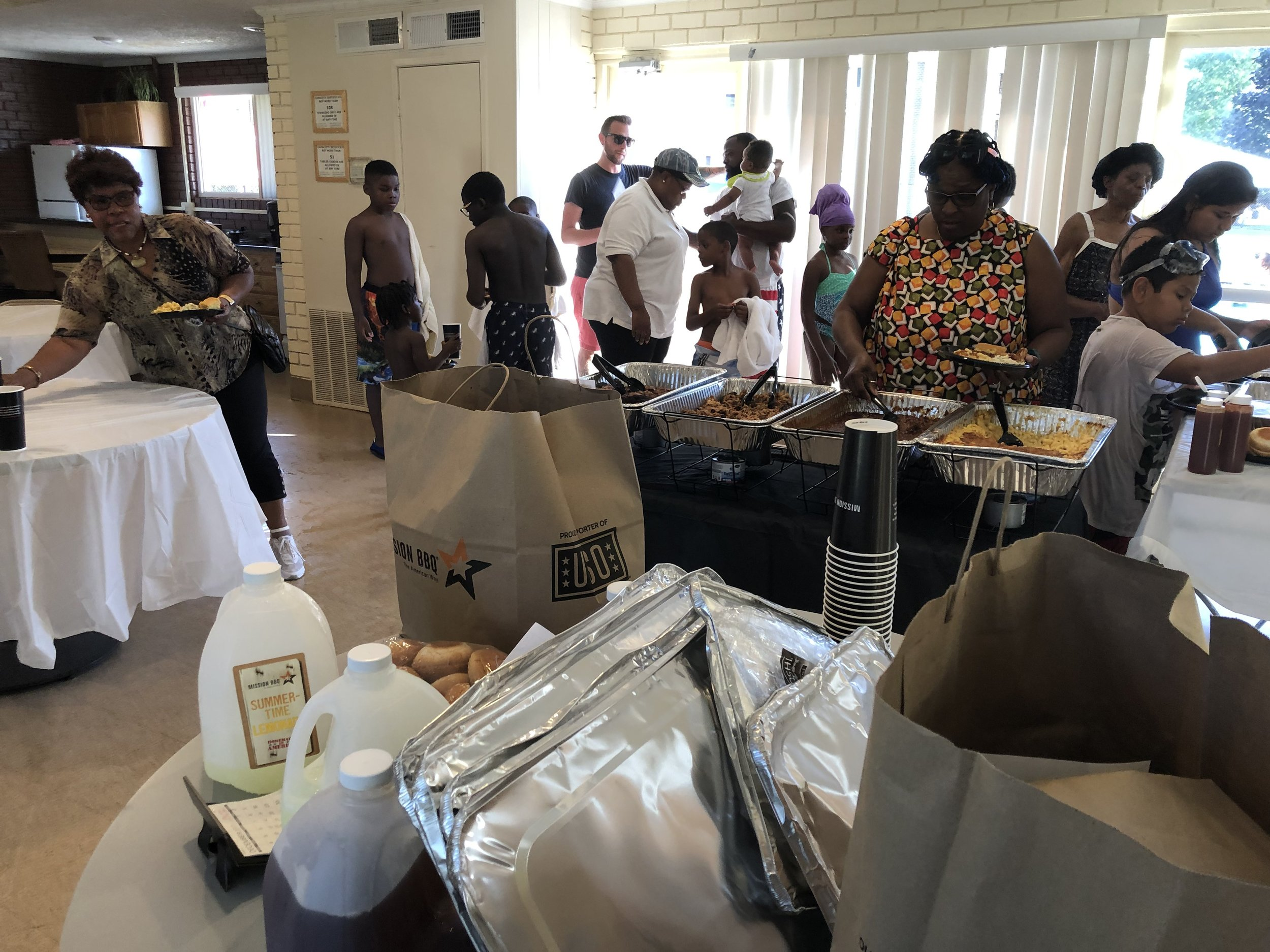 2019 Annual Rolling Park Apartments Pool Party