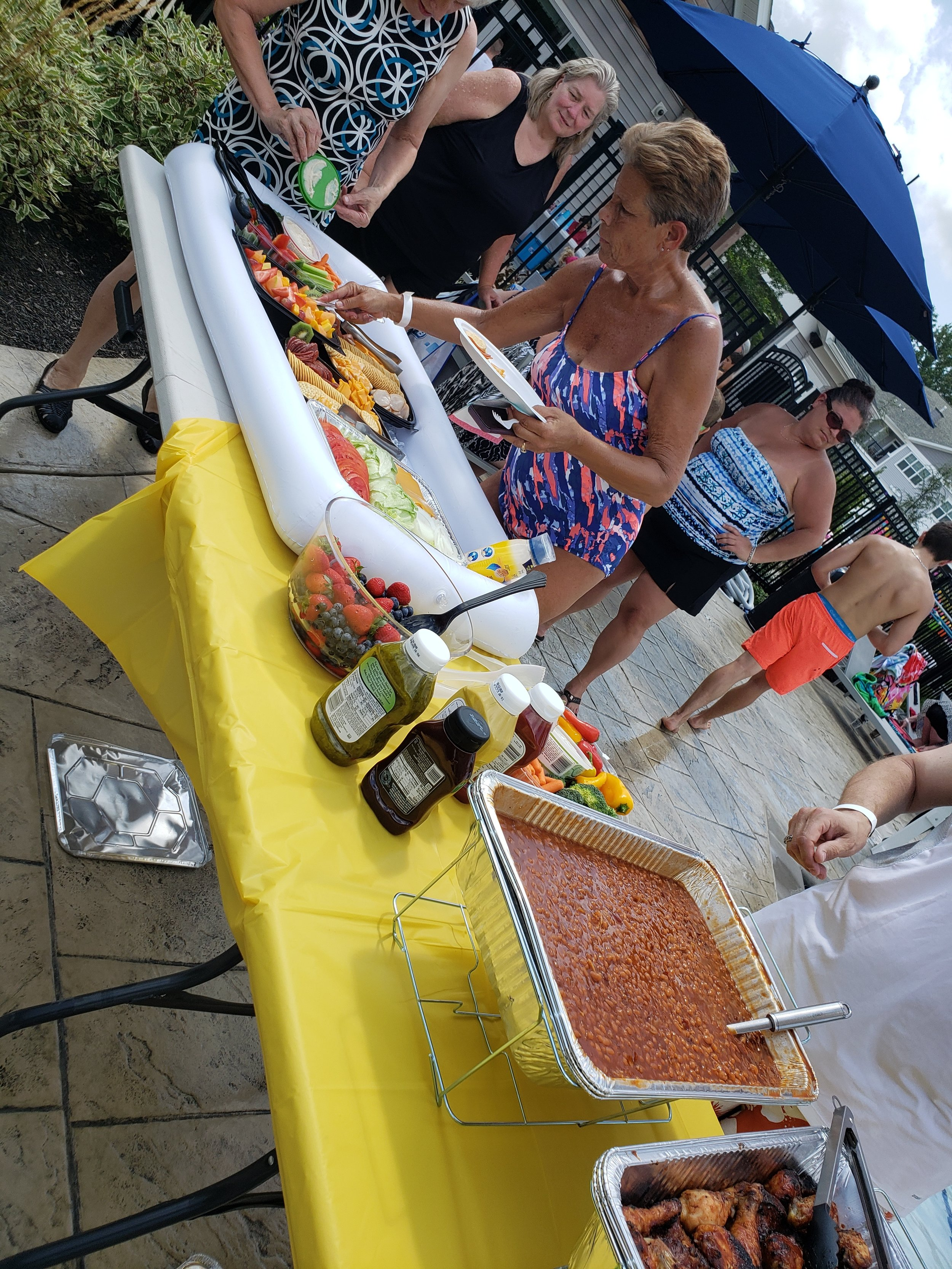 2019 Avanti Apartments Pool Party - Catered Party