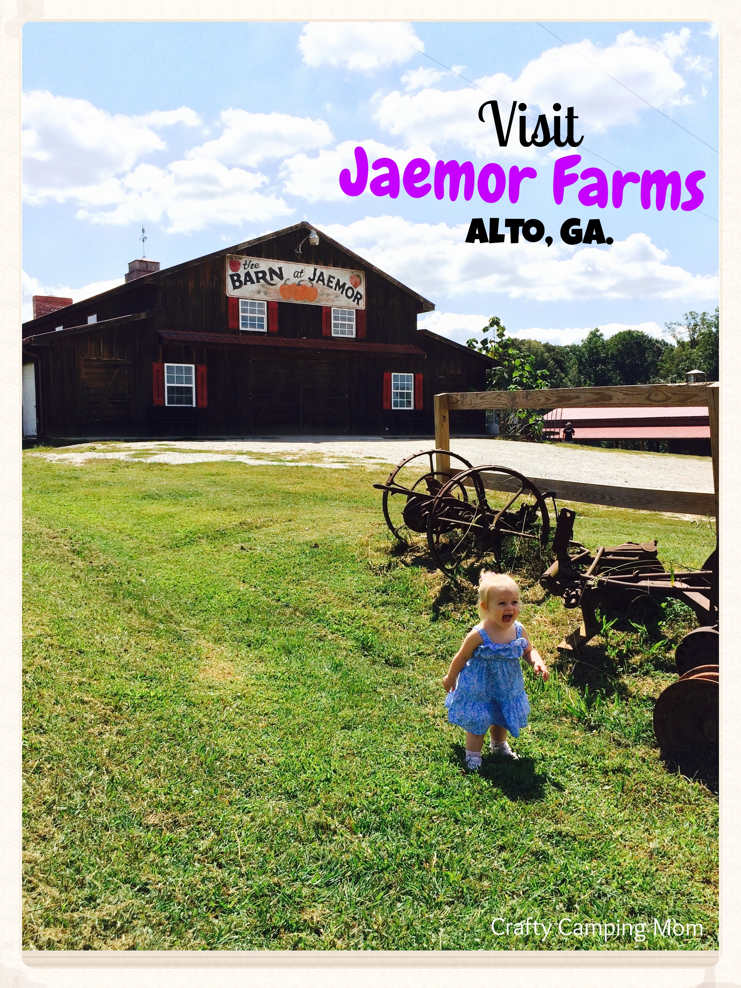 Jaemor Farms Georgia