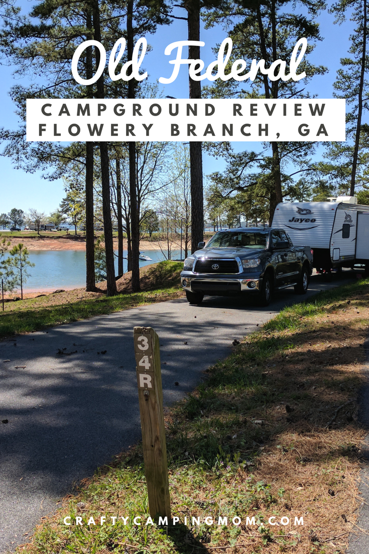Old Federal Campground Review
