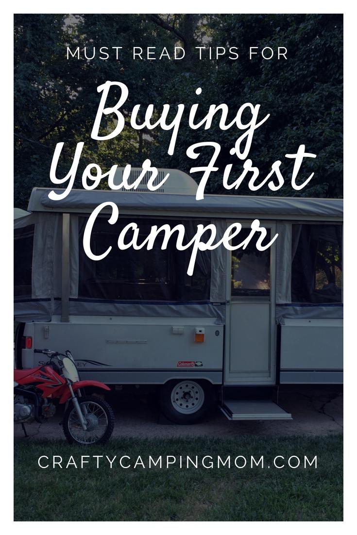 Tipsforbuyingfirstcamper