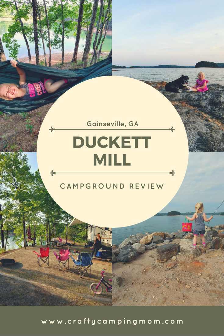 Duckett Mill Campground Review