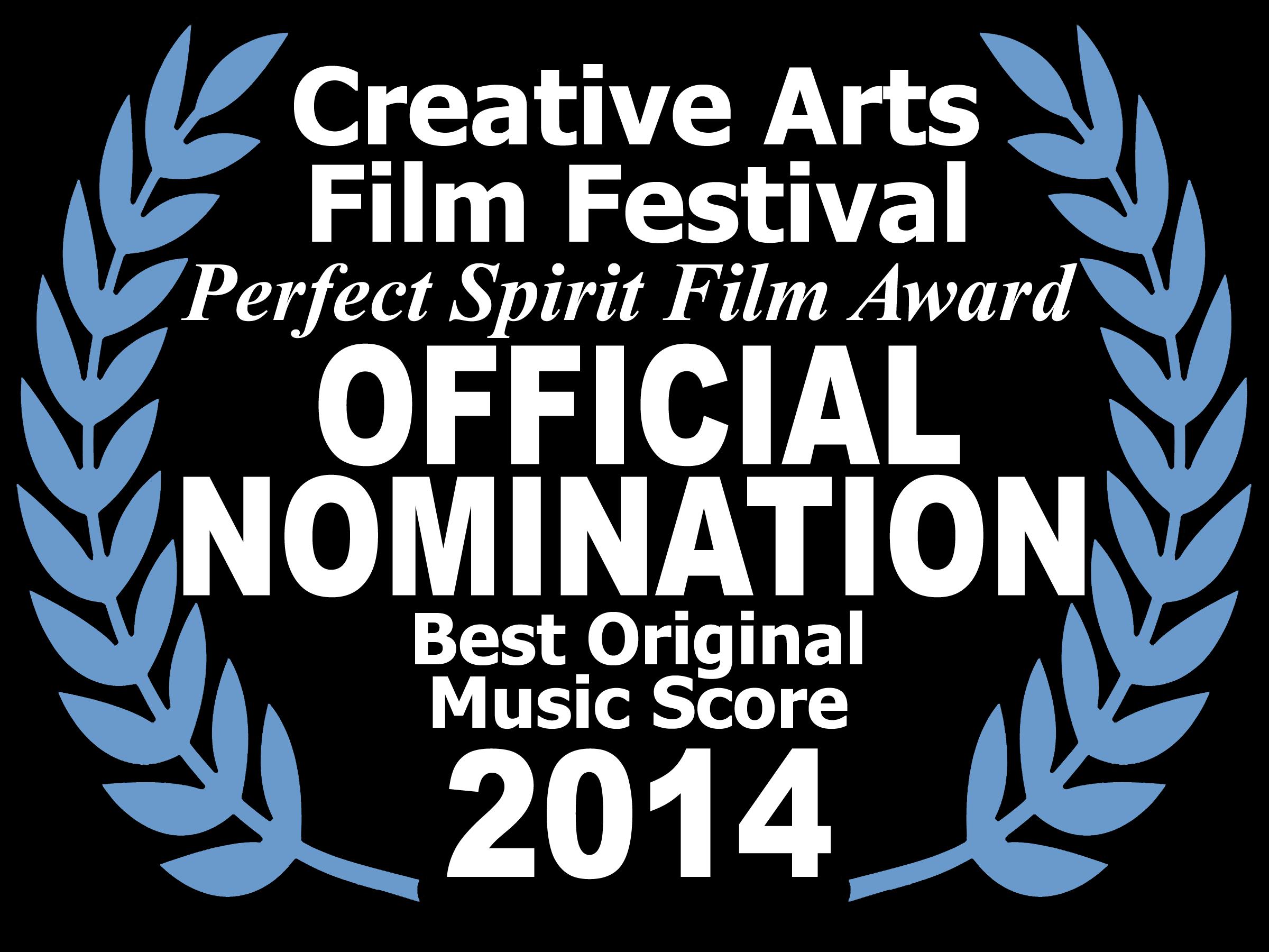 CreativeArtsFF2014 Laurel Nom Music.png