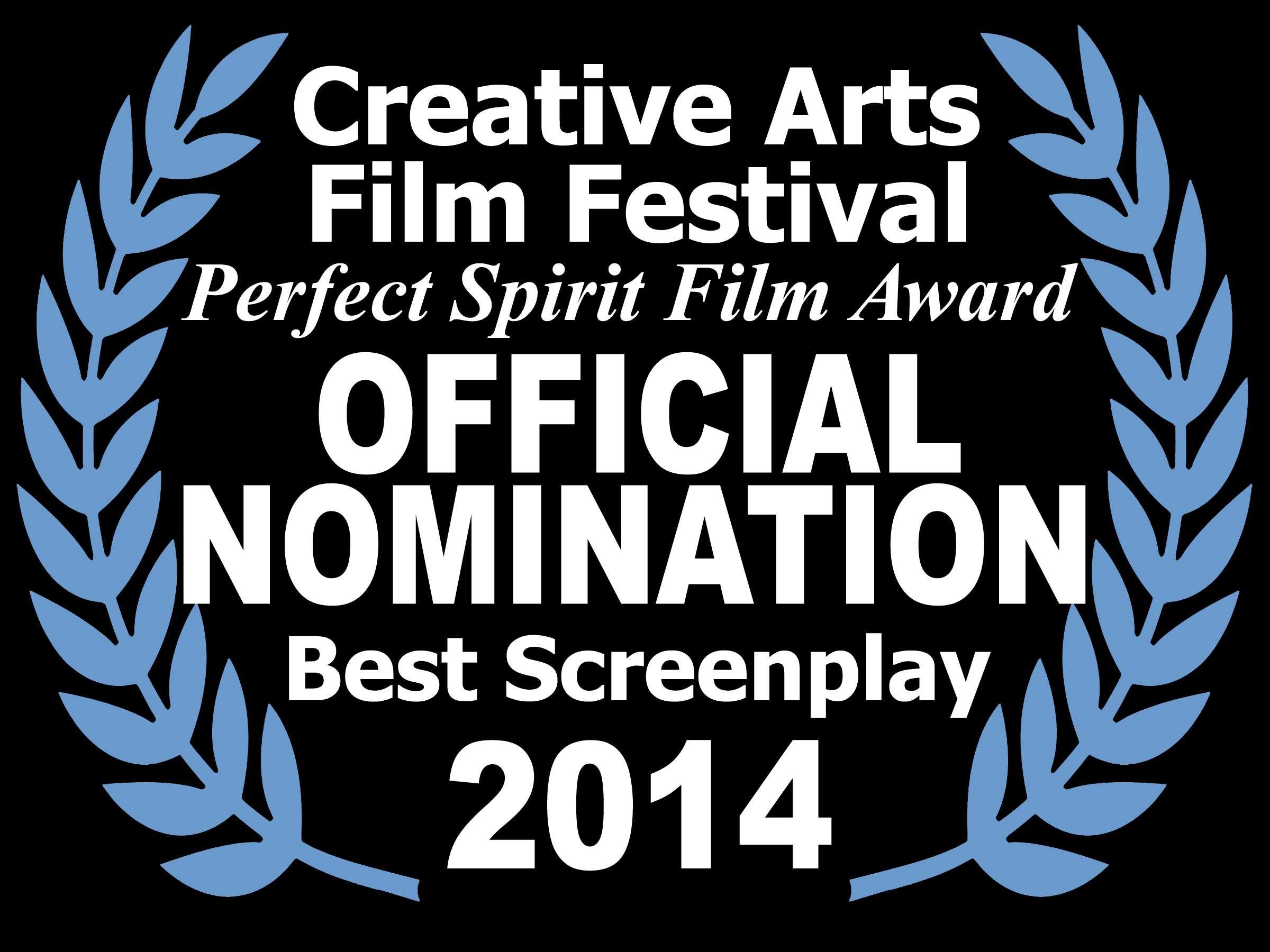 CreativeArtsFF2014 Laurel Nom Scr.png