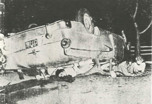 Warhol, Car Crash 1963