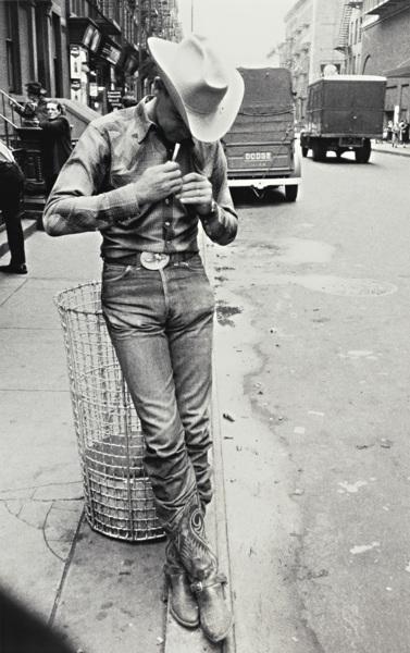 Rodeo — New York City,  1954